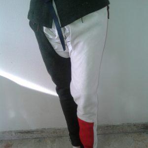 calza trecentesca lana