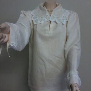 camicia seicentesca